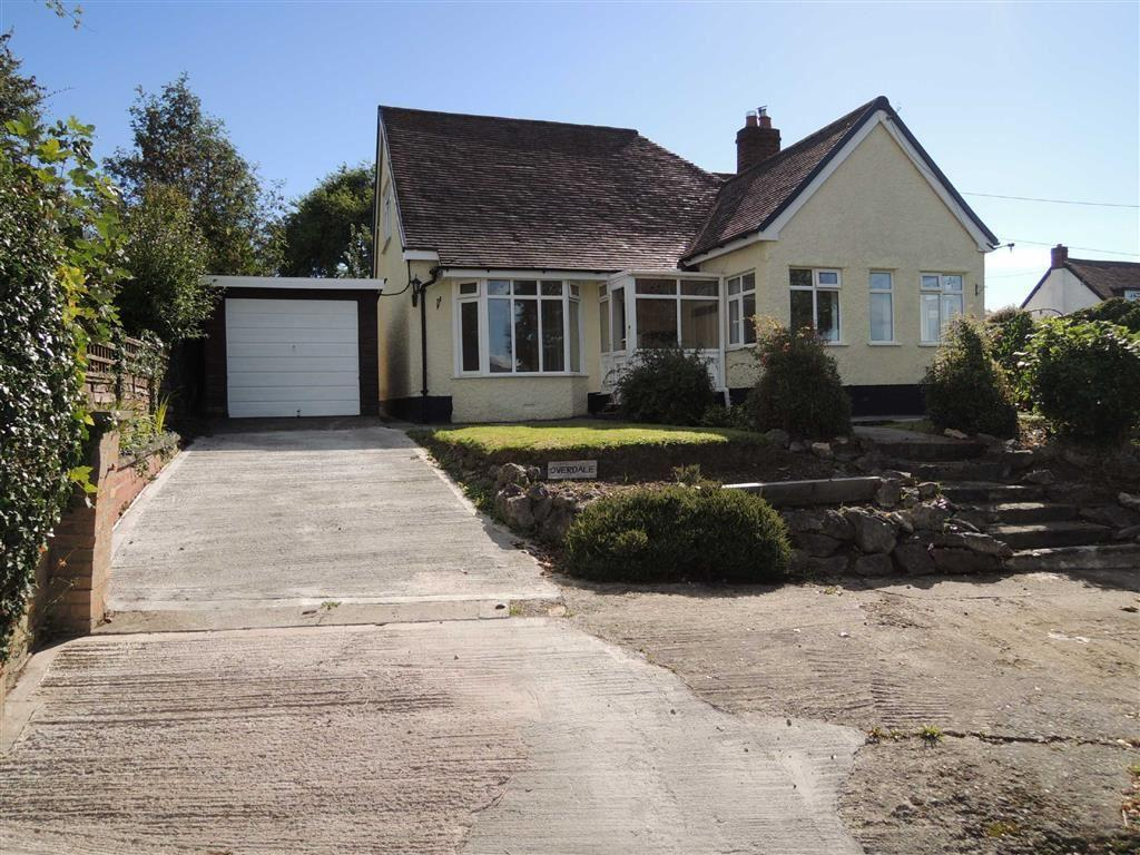 4 Bedrooms Detached Bungalow for sale in Overdale, Barnfields, Old Barn Lane, Newtown, Powys, SY16