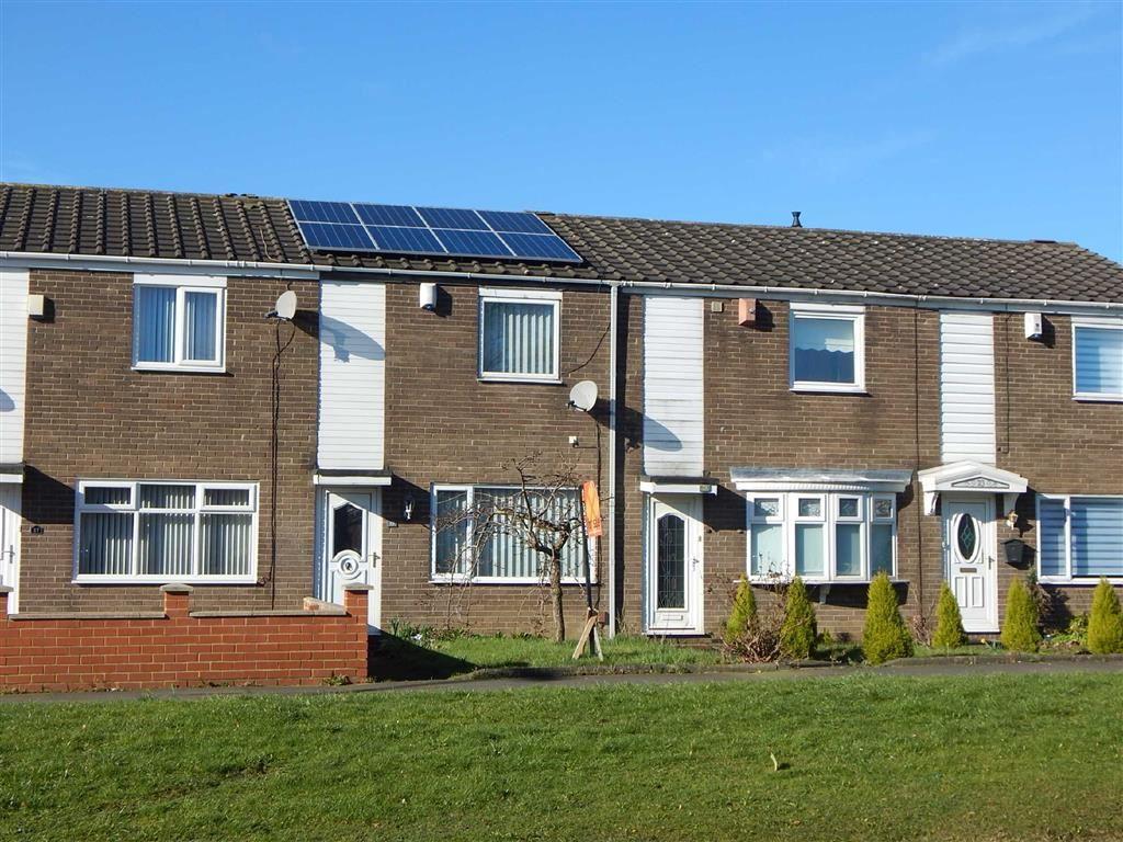 2 Bedrooms Terraced House for sale in Addington Drive, Hadrian Park, Wallsend, NE28