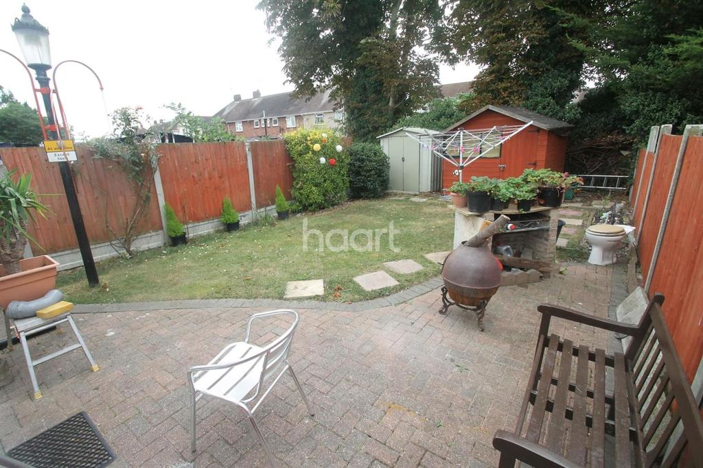 3 Bedrooms End Of Terrace House for sale in West Avenue, Chelmsford