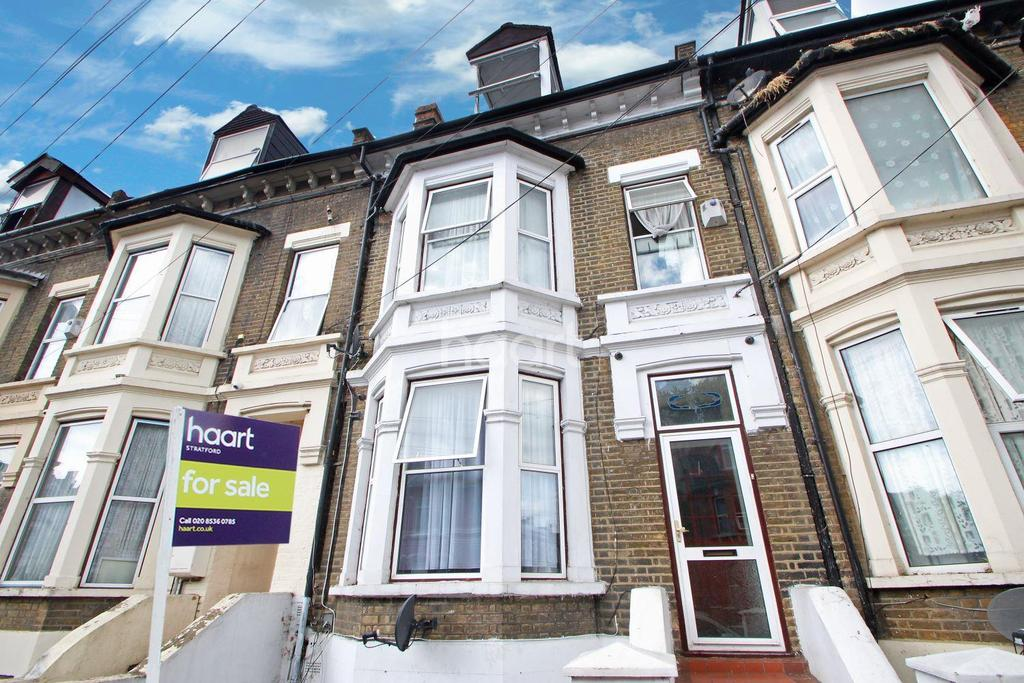 6 Bedrooms Terraced House for sale in Margery Park Road, London, E7