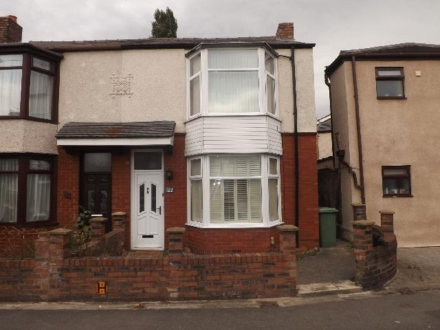 3 Bedrooms Semi Detached House for sale in St James Road Eccleston Park, Prescot