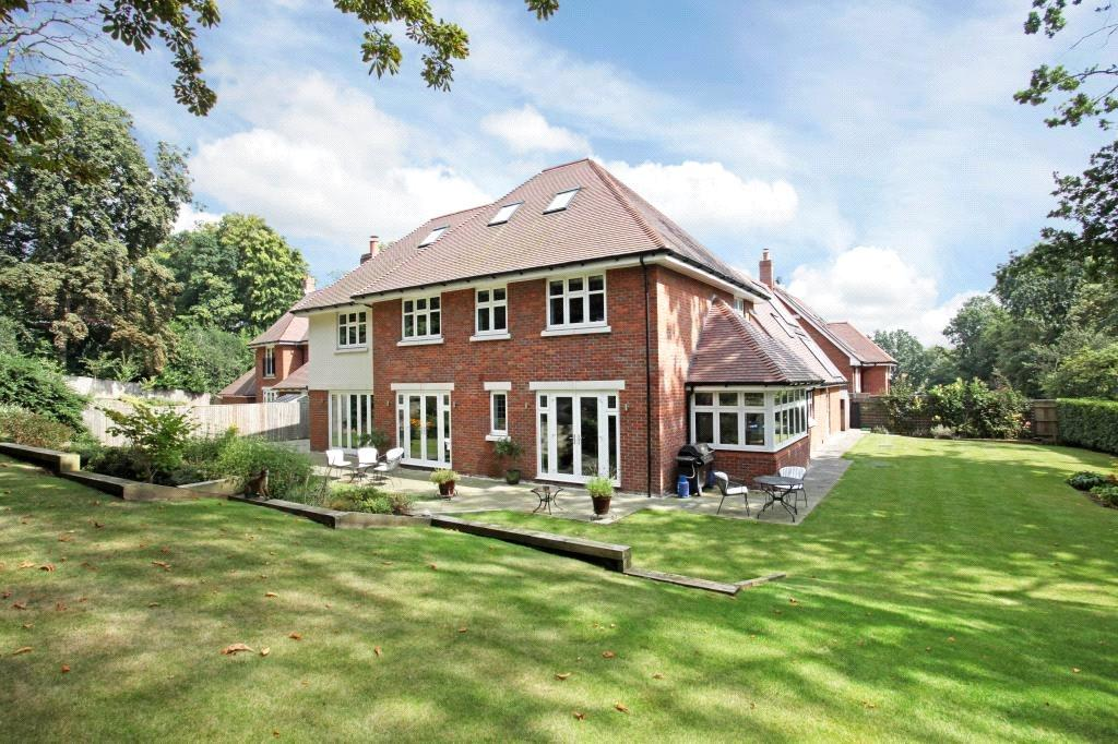 6 Bedrooms Detached House for sale in Barons Wood, Tite Hill, Englefield Green, Surrey, TW20