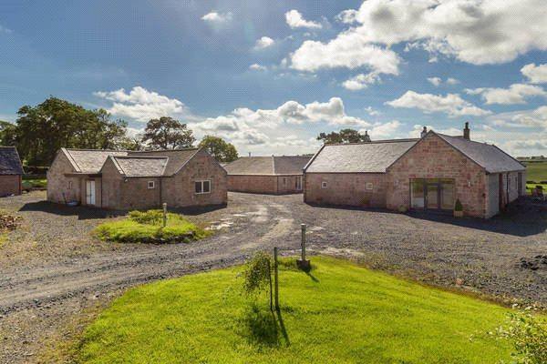 6 Bedrooms Detached House for sale in Bellisle Farm, By Galston, East Ayrshire, KA1