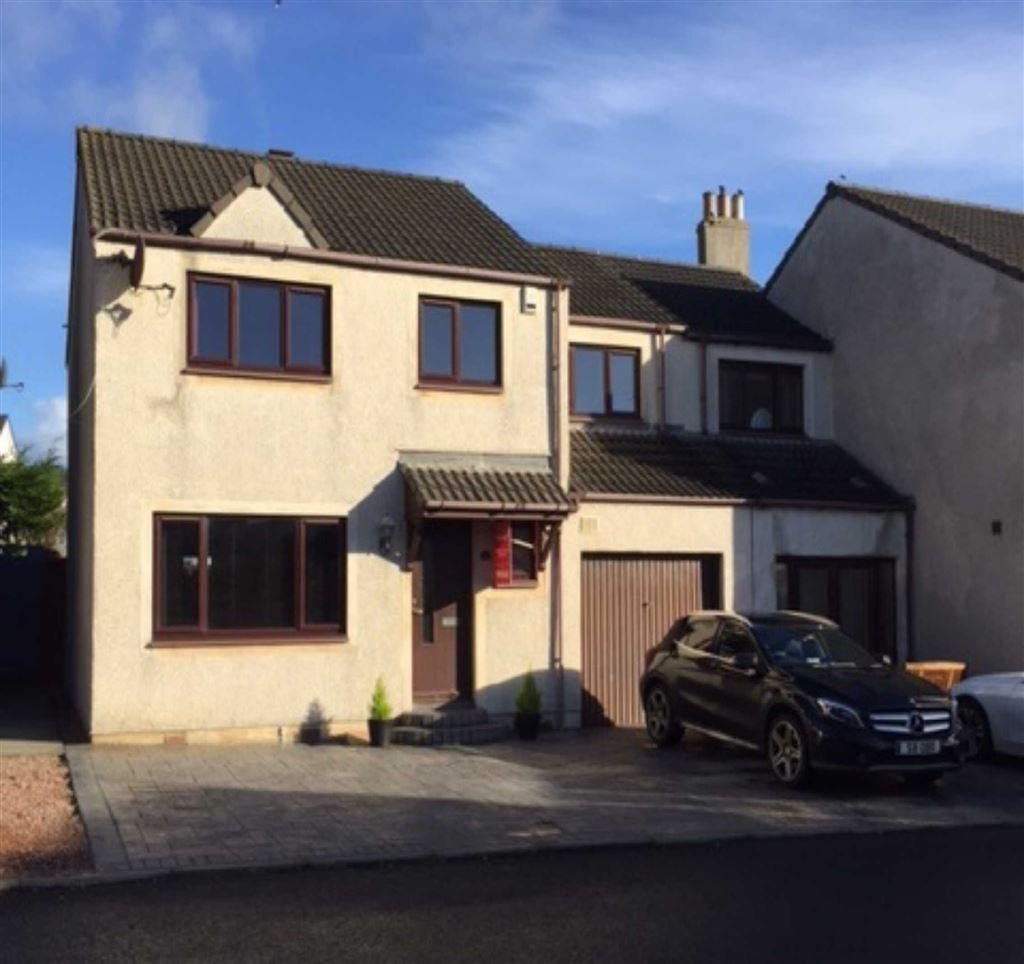 4 Bedrooms Link Detached House for sale in Sou'Wester Court, Anstruther, Fife