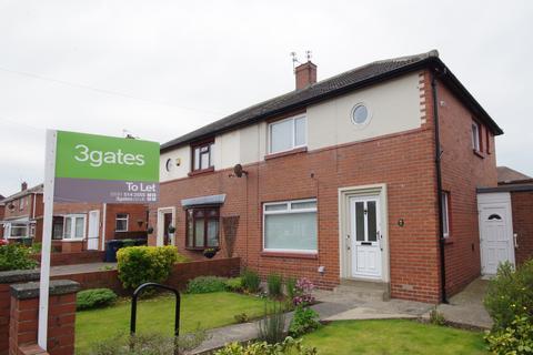 2 bedroom semi-detached house to rent - Birch Avenue, Sunderland, Tyne and Wear, SR6