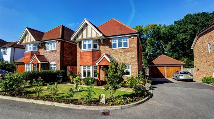 Roesel Place Petts Wood Kent 4 Bed Detached House 775 000