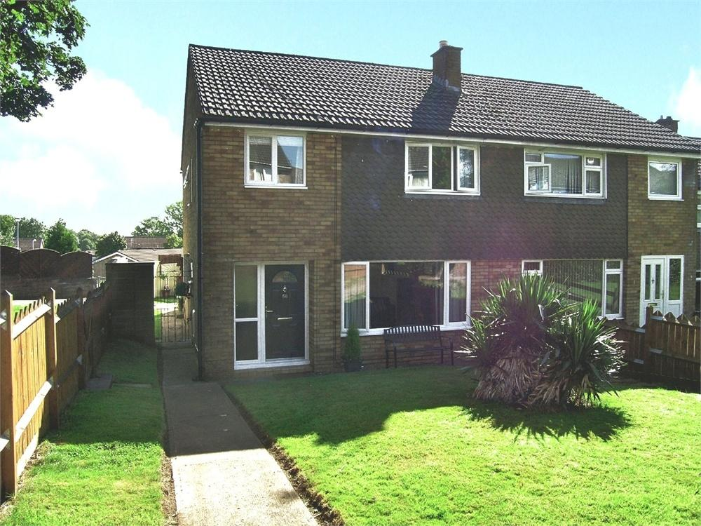 4 Bedrooms End Of Terrace House for sale in Hill Rise, Llanedeyrn, Cardiff