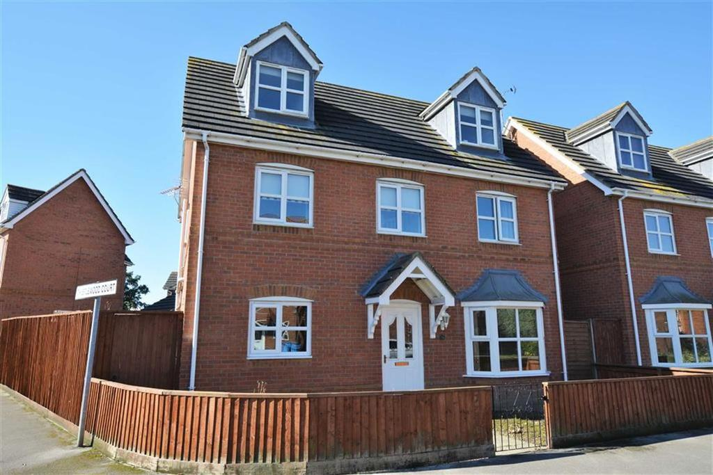5 Bedrooms Detached House for sale in Whisperwood Way, Castle Grange, Hull, HU7