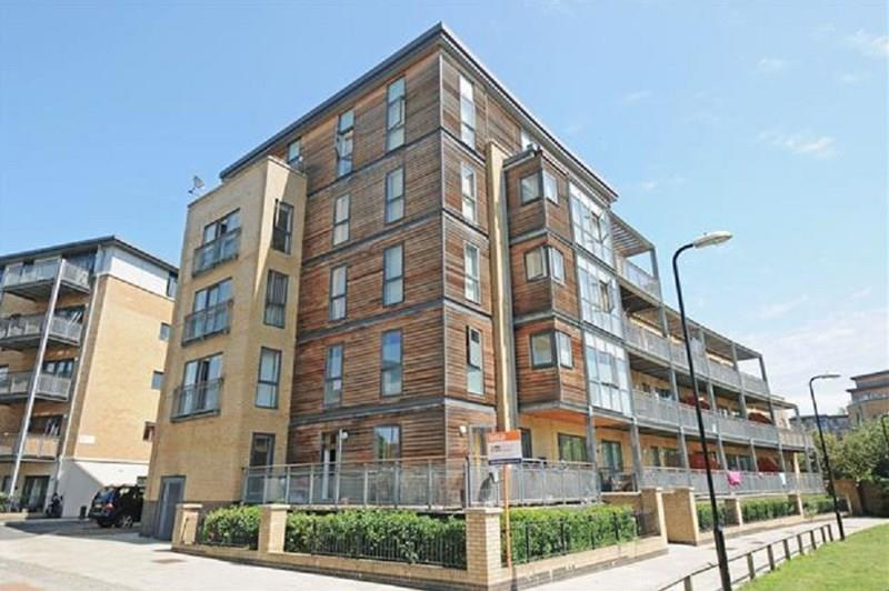2 Bedrooms Flat for sale in Woodmill Road, London