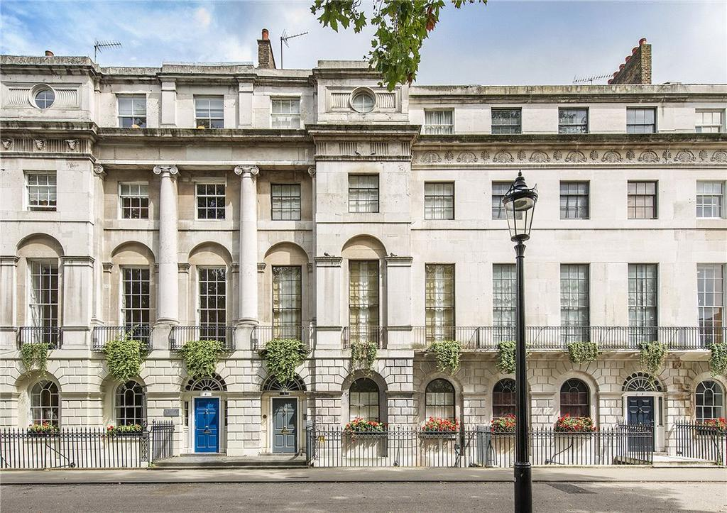 7 Bedrooms Terraced House for sale in Fitzroy Square, Fitzrovia, London, W1T