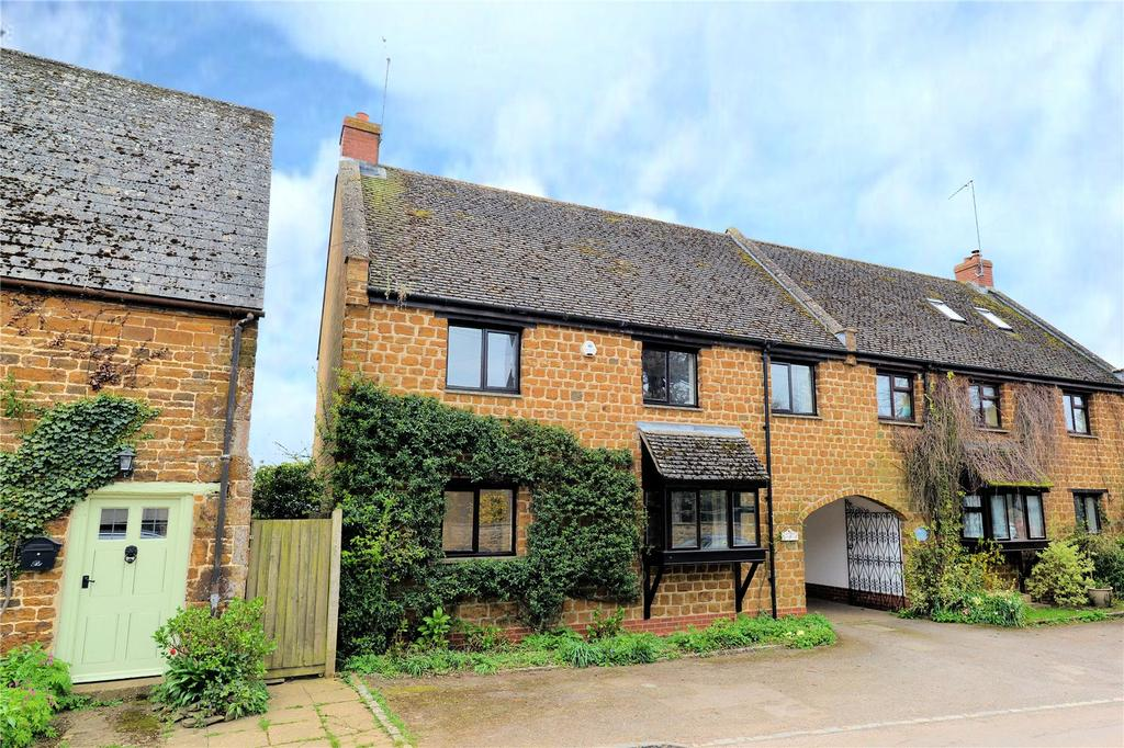 4 Bedrooms Semi Detached House for sale in Aston Le Walls, Daventry, Northamptonshire