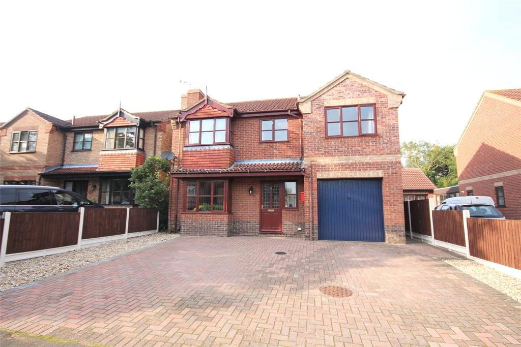 5 Bedrooms Detached House for sale in Sheppards Close, Heighington, LN4