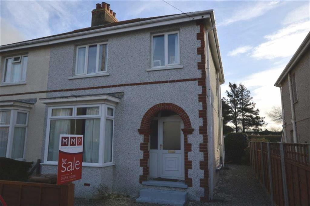3 Bedrooms Semi Detached House for sale in 14, Cleveland Avenue, Tywyn, Gwynedd, LL36