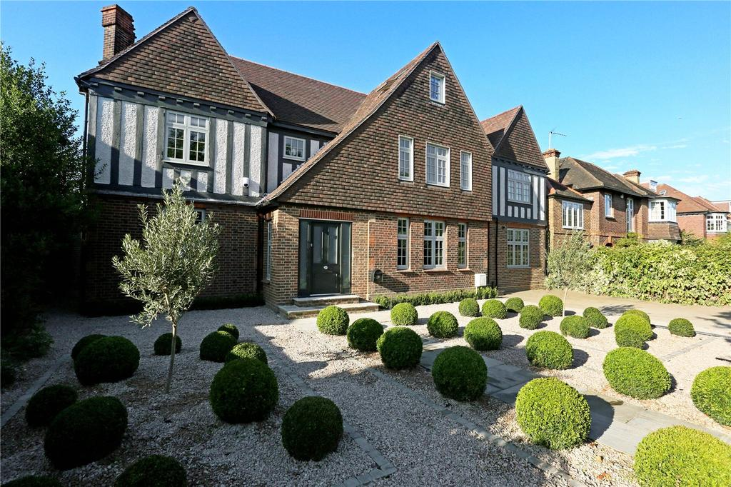 6 Bedrooms Detached House for sale in Highdown Road, Putney, London, SW15