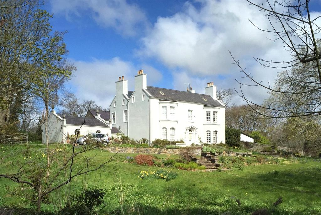 6 Bedrooms Detached House for sale in Bridge Road, Ballasalla, Isle of Man, IM9