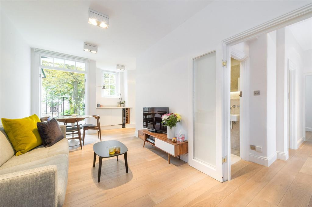 2 Bedrooms Flat for sale in Abbey House, Abbey Road, London