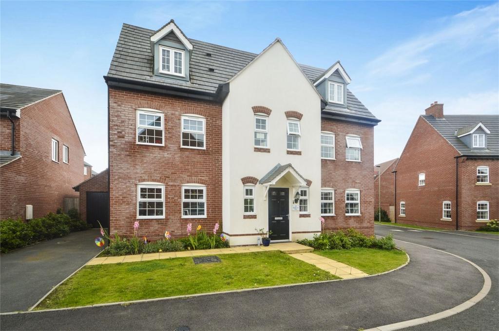 6 Bedrooms Detached House for sale in Betjeman Way, Cleobury Mortimer, Kidderminster, Shropshire