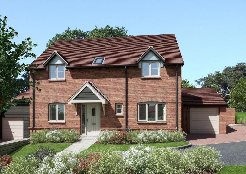 3 Bedrooms Detached House for sale in Bighton Hill, Ropley, Alresford, Hampshire
