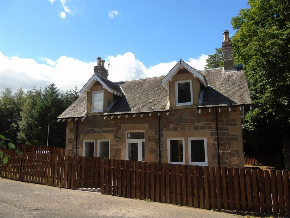 4 Bedrooms Detached House for sale in Harleyburn Drive, MELROSE, Scottish Borders