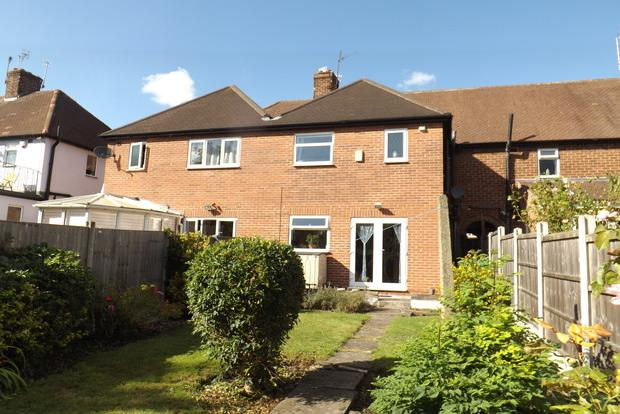 3 Bedrooms Terraced House for sale in Manville Close, Beechdale, Nottingham, NG8