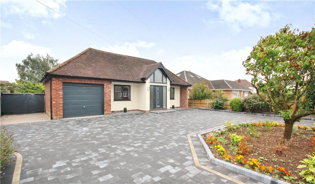 5 Bedrooms Detached House for sale in Bevere Drive, Worcester, Worcestershire, WR3
