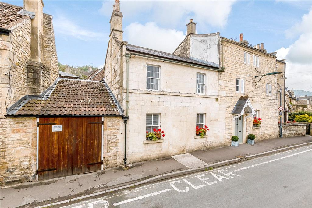5 Bedrooms End Of Terrace House for sale in Northend, Batheaston, Bath, Somerset, BA1