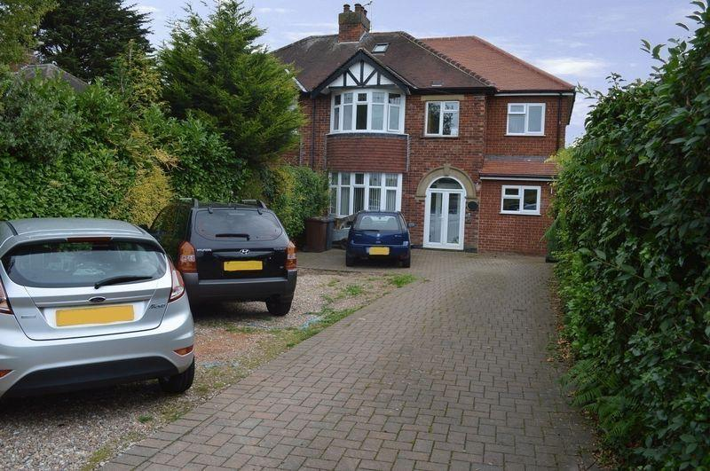 5 Bedrooms Semi Detached House for sale in Lincoln Road, NETTLEHAM