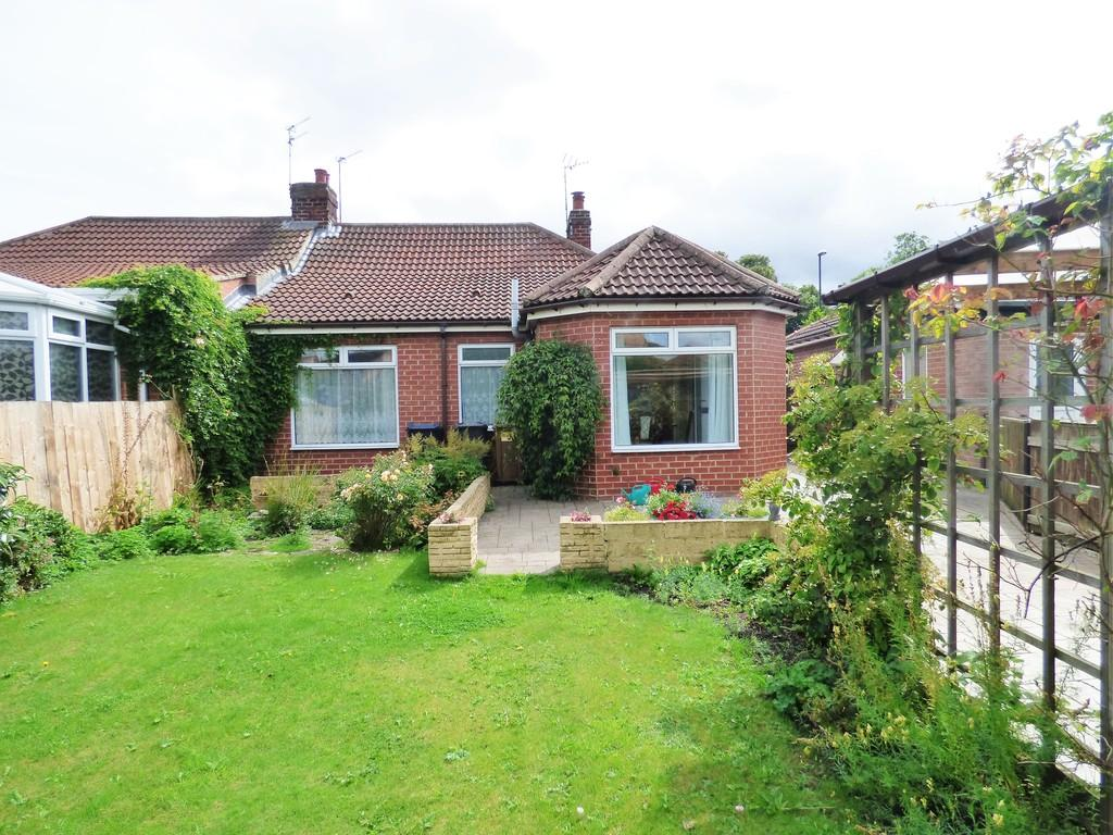 2 Bedrooms Semi Detached Bungalow for sale in Boundary Houses, Shiney Row, Houghton-Le-Spring