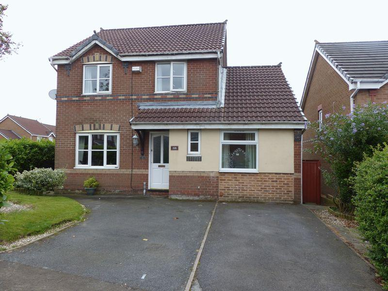 4 Bedrooms Detached House for sale in Flaxman Rise, Moorside