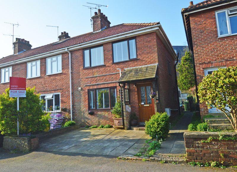 2 Bedrooms End Of Terrace House for sale in Kingsmead, Alton, Hampshire