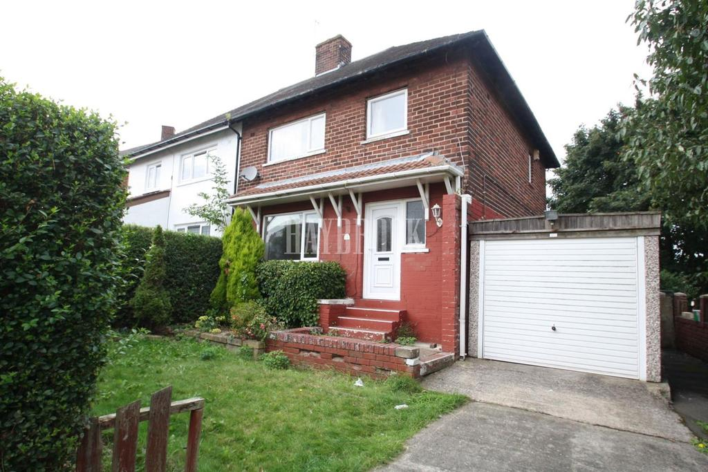 3 Bedrooms Semi Detached House for sale in Holbrook Road, Woodthorpe, S13
