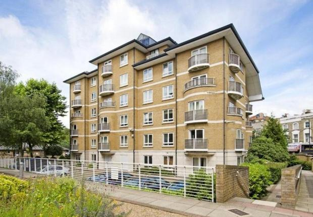 1 Bedroom Flat for sale in Swallow Court Admiral Walk , London, W9