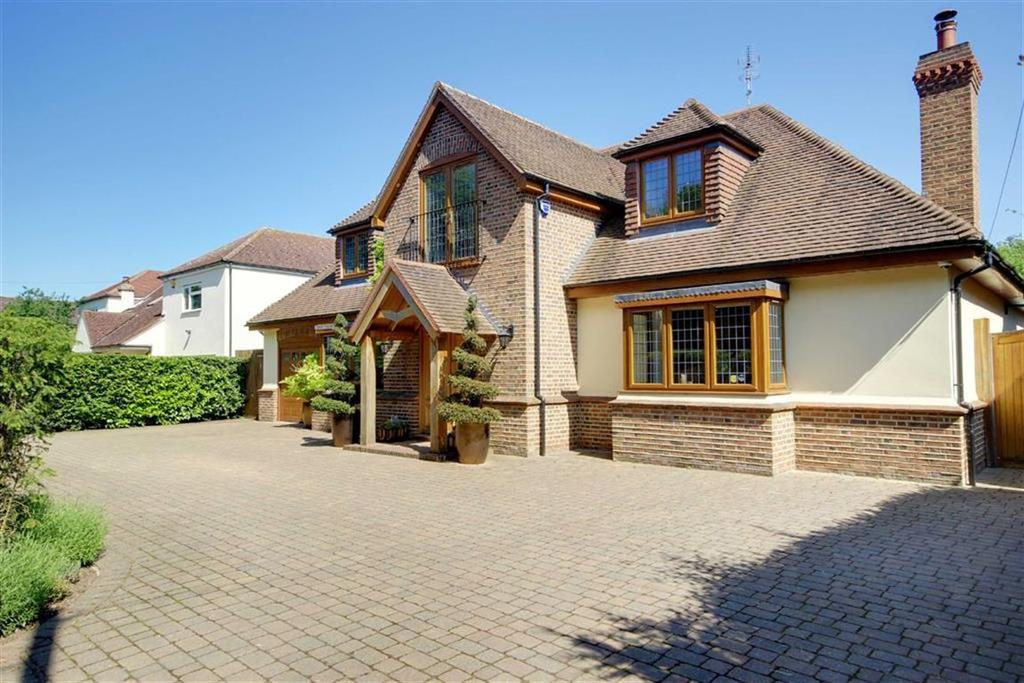 5 Bedrooms Detached House for sale in New Park Road, Newgate Street Village, Hertfordshire