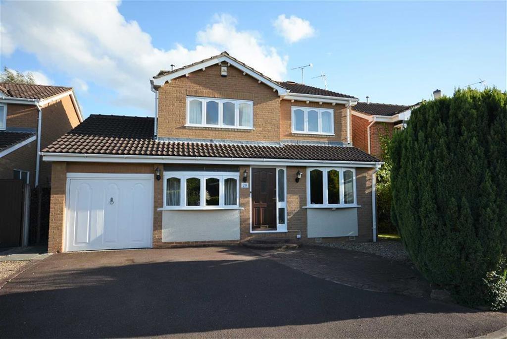 4 Bedrooms Detached House for sale in Melton Gardens, Edwalton