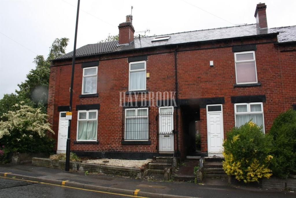 3 Bedrooms Terraced House for sale in Alderson Road, S2