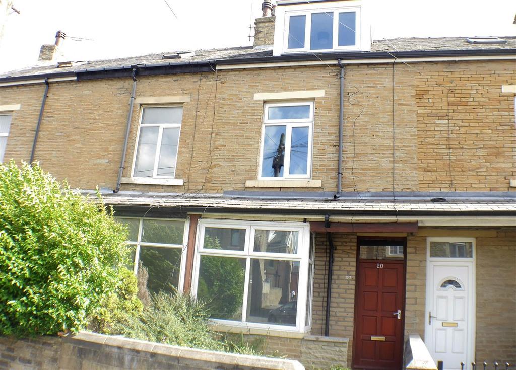 4 Bedrooms Terraced House for sale in Hopbine Avenue, West Bowling, Bradford, BD5 8ER