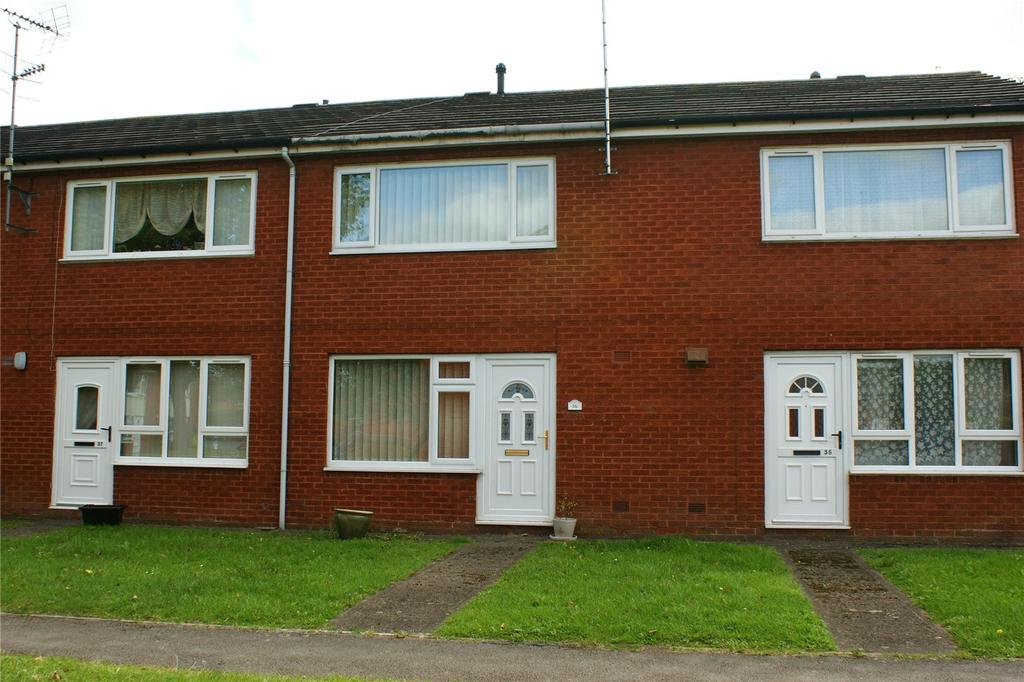 2 Bedrooms Terraced House for sale in Colliery Road, Wrexham, LL11