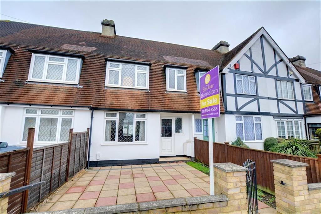 3 Bedrooms Terraced House for sale in Lennard Road, Bromley, Kent