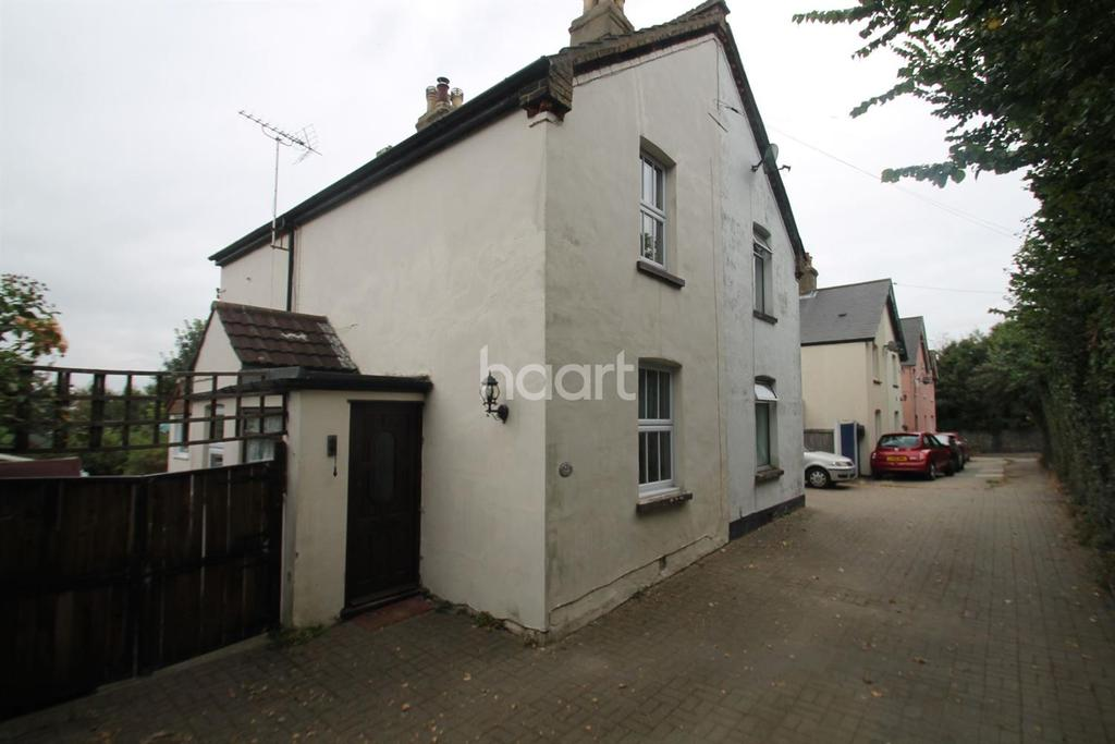 2 Bedrooms Cottage House for sale in Colyers Cottages, Upper Church Hill