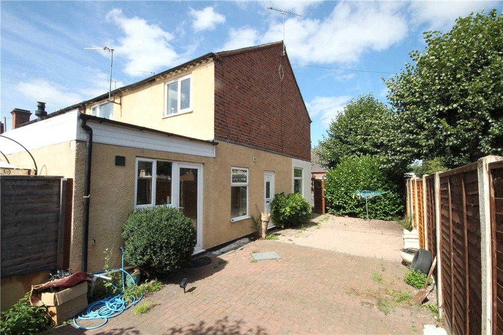 2 Bedrooms End Of Terrace House for sale in Neville Avenue, Kidderminster, DY11