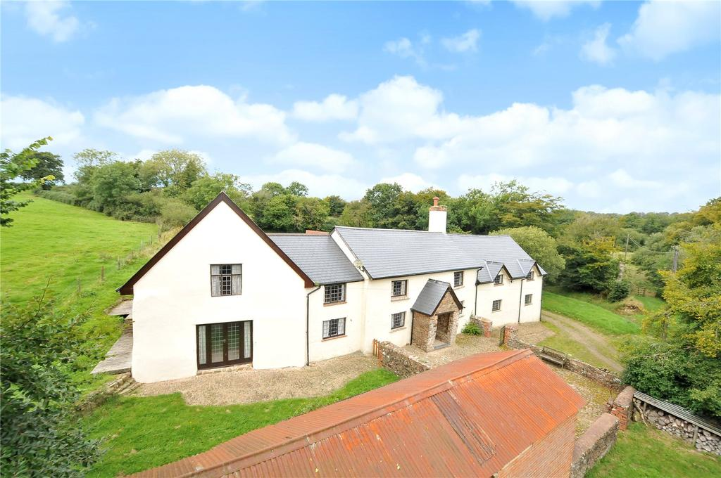 6 Bedrooms House for sale in Knowstone, South Molton, Devon, EX36