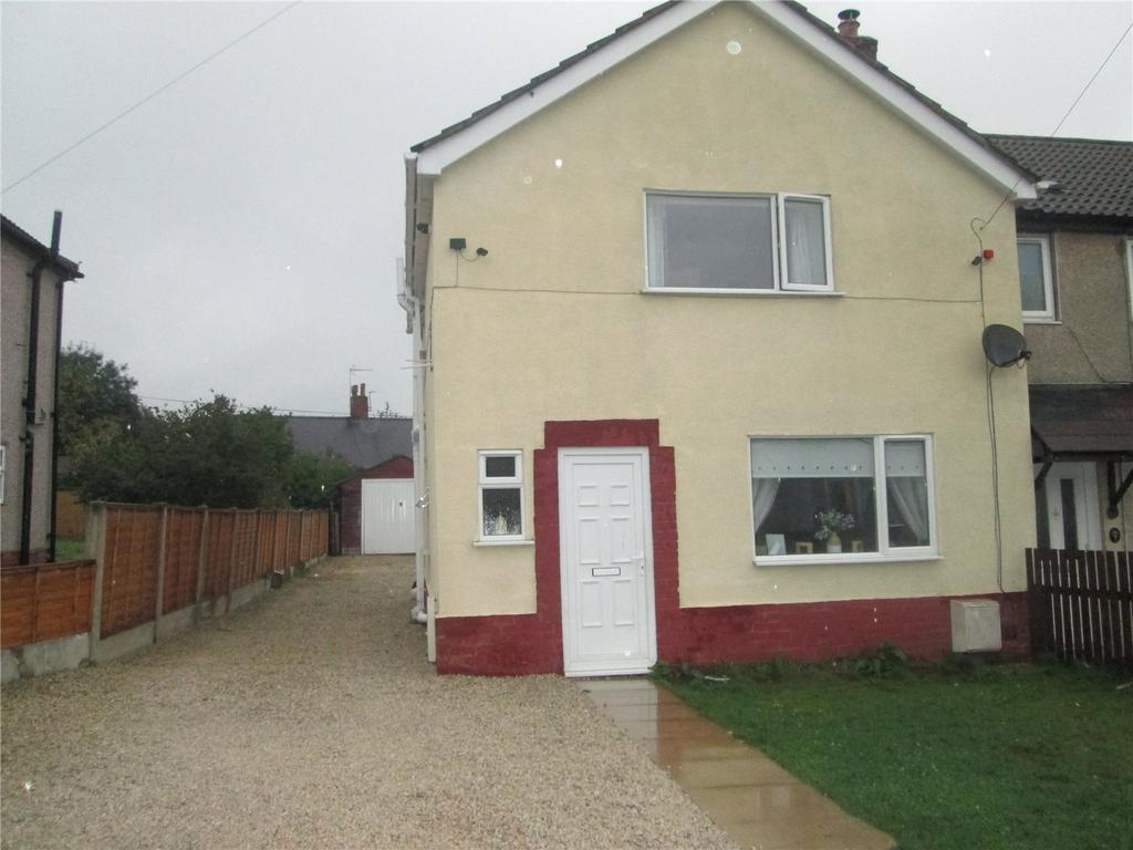 3 Bedrooms End Of Terrace House for sale in Railway Avenue, Creswell, Nottinghamshire, S80