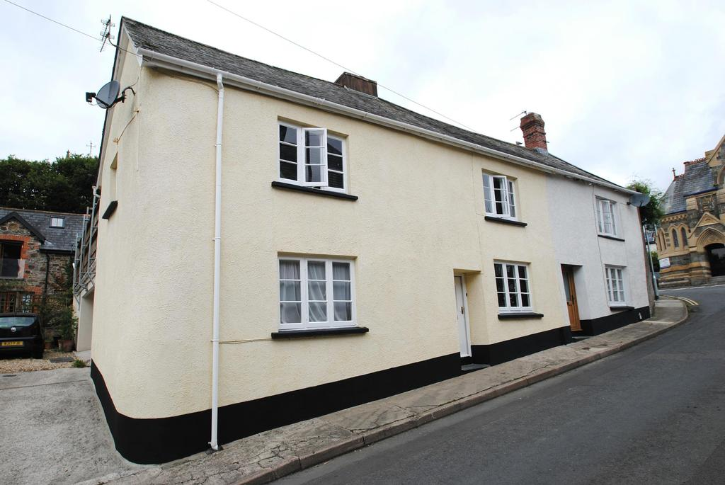 3 Bedrooms Semi Detached House for sale in Duke Street, South Molton