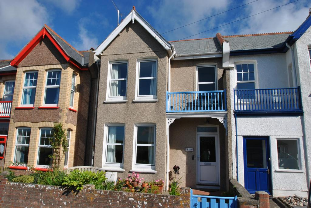 4 Bedrooms Terraced House for sale in Flexbury Park Road, Bude