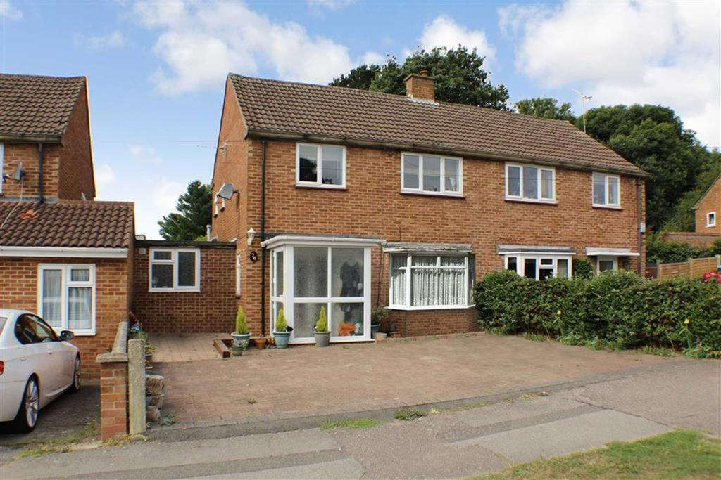 3 Bedrooms Semi Detached House for sale in How Wood, St Albans, Hertfordshire