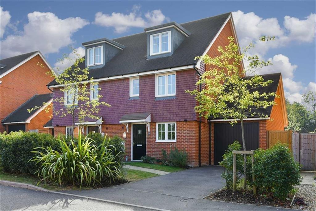 4 Bedrooms Semi Detached House for sale in Duckworth Drive, Ashtead/Leatherhead, Surrey