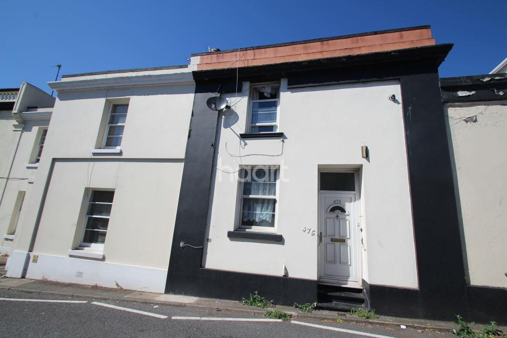 2 Bedrooms Terraced House for sale in Babbacombe Road, Torquay