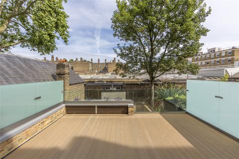 2 bedroom flat to rent - Ebury Street, Belgravia, London