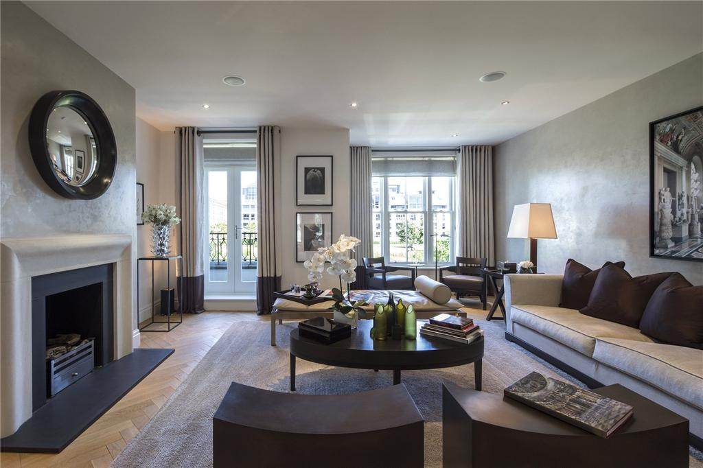 5 Bedrooms House for sale in Imperial Crescent, Imperial Wharf, Fulham, London