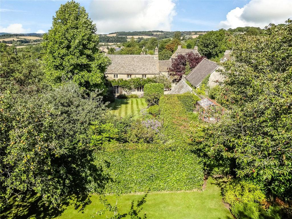 3 Bedrooms Detached House for sale in Great Rissington, Cheltenham, Gloucestershire